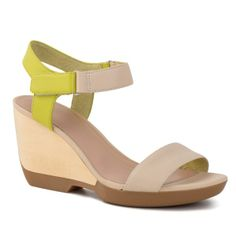 Wooden Wedge by Camper