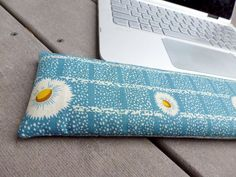ON SALE THIS WEEK ONLY - We are offering our Dandelion Wrist Rest for 25% off through 7/16/16 while supplies last. Regularly $18.00 on sale this week for $13.50! No coupon codes needed, price reflects discount. FREE SHIPPING....With all the work I do on my laptop all day, I absolutely LOVE, LOVE, LOVE the soft support it offers to my wrist and forearms. Free local delivery and Free US Shipping. ‪#‎onsale‬ ‪#‎freeshippingus‬ ‪#‎etsyshop‬ ‪#‎handmade‬