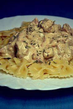 Chicken Recipes, Spaghetti, Ethnic Recipes, Food, Essen, Meals, Yemek, Noodle, Eten