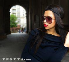 Колекция слънчеви очила лято 2014  Модел: Кристин Николова С участието на: Свилена Величкова & Кристин Николова Стилист: Дени Тодорова  Кристин представя модел Dsquared2: http://ventta.com/products/dsquared2-slnchevi-ochila/