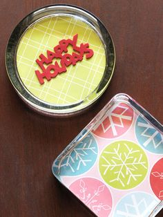 Make pretty paperweights for loved ones this year! More #handmade gift ideas: http://www.bhg.com/christmas/crafts/handmade-gifts-for-friends/