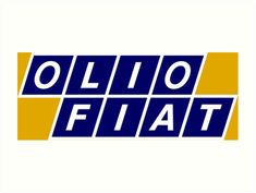 Image result for olio fiat