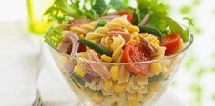 Salade de pâtes au thonSalade de pâtes au thon