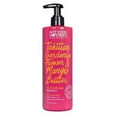 Not Your Mother's Naturals Tahitian Gardenia Flower & Mango Butter Curl Defining Shampoo - 16oz