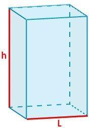 Dibujo Del área Del Prisma Cuadrangular Prisma Cuadrangular Prisma Pentagonal Prisma Hexagonal