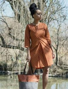 Shirt dress African shirt african clothing for plus size