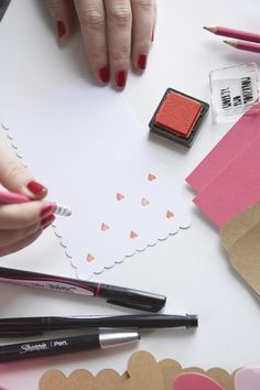Love Letters + Cards