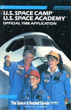 My boys went to Space Camp and loved it.