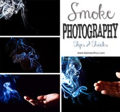 Smoke Photography Tutorial on Kleinworth & Co. www.kleinworthco.com