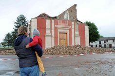 Un anno fa il #terremoto in #Emila bilanci e speranze nel giorno della memoria
