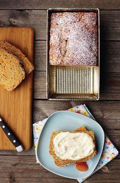 Honey Apricot bread