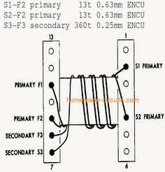 tda2040 power amplifier circuit audio schematic pinterest hifi rh pinterest com