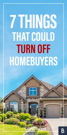 Sometimes, no amount of preparation can overcome something in the home that, rightly or wrongly, offends some buyers and gives them negative impressions of you and your house. Photo credit: karamysh/Shutterstock.com