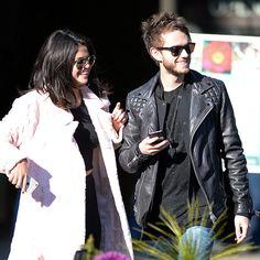 Star Tracks: Tuesday, January 27, 2015 | BUDDING ROMANCE | Selena Gomez and her new beau, DJ Zedd, look happy in each other's company as they leave a restaurant on Atlanta, Georgia, on Saturday.
