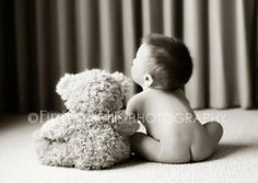 6 month photo ideas for a boy -although Im not having a kid anytime soon! but this kid is adorable!