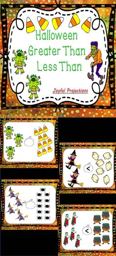 Halloween is one of the most difficult days of the school year to keep our students engaged in the classroom. With this ppt, they'll be enjoying the Halloween pics so much they'll forget they are actually working!