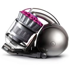 Mooi gevonden op fonQ.nl: stofzuiger van Dyson #vacuumcleaner