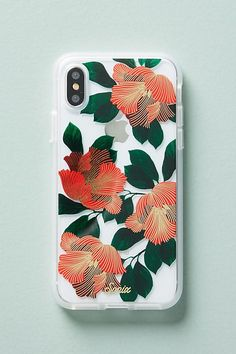 Slide View: 2: Sonix Palm Deco iPhone X Case #iphonexcase,