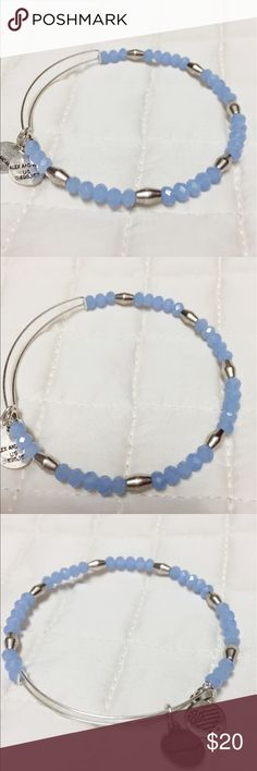 🛳🛥Alex & Ani Nautical Navy Bangle 🛥🛳 In perfect condition, NWOT Alex & Ani Jewelry Bracelets