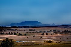 Table mountain from Paarl by Nauta Piscatorque