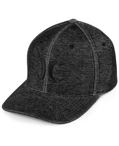 Hurley Black Suits Hat Hat Men feda87854777