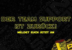 Der Paintball Team Support bei Paint-Supply.net