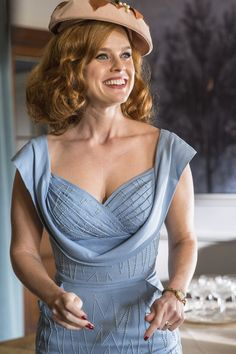Ordeal by Innocence - Episode publicity still of Alice Eve Ordeal By Innocence, Agatha Christie, Vintage Outfits, Alice, Clothes, Fashion, Outfits, Moda, Clothing