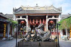 Cantonese Assembly Hall, Hoi An Vietnam