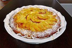 Apfelkuchen mit Vanille - Schmand 1