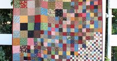 Temecula Quilt Company: Patchwork Olympics--I think this would be fun as a baby quilt