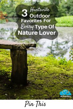 #iHeartHsv Blogger Nicole tells you her favorite nature spots in Huntsville and Madison County, Alabama. What are yours?