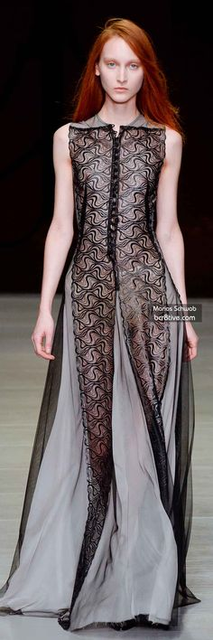The Best Gowns of Fall 2014 Fashion Week International - Page 7 of 10