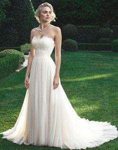 2205 by Casablanca Bridal | Wedding Dresses Toronto | Jealous Bridesmaids