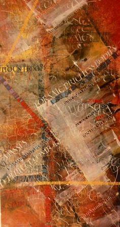 Calligraphy by Thomas Ingmire
