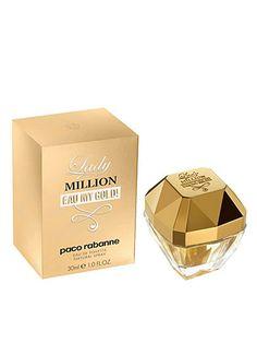 PACO RABANNE LADY MILLION EAU MY GOLD EDT 30ML fra Nelly. Om denne nettbutikken: http://nettbutikknytt.no/nelly-com/