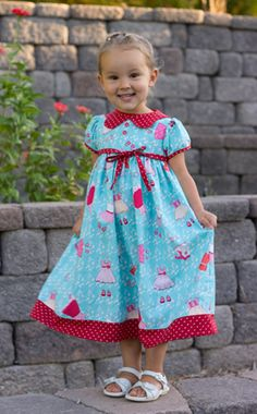 children's fashion workshop - blog - You make a dress me?