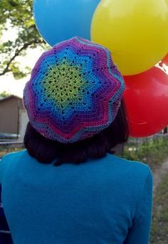Steller Beret by Linda Permann - my next crochet project