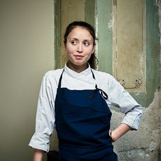 Tatiana Levha. Female Chefs are the coolest. #CookGirlCRAVES