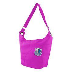Dallas Mavericks NBA Color Sheen Hobo (Pink)