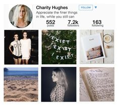 """""""Charity Hughes [INSTAGRAM]"""" by cheleighallison ❤ liked on Polyvore featuring art, OC, originalcharacter and crave"""