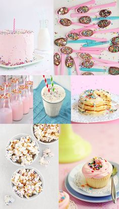 Sprinkles children's party idea