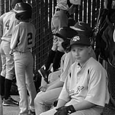 Dugout moment