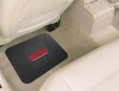 Florida Panthers One Car Auto Rear Rubber Floor Mat