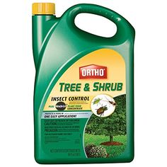 Ortho Tree and Shrub Insect Control Plus MiracleGro Plant Food Concentrate Case of 6 >>> Click image to review more details.