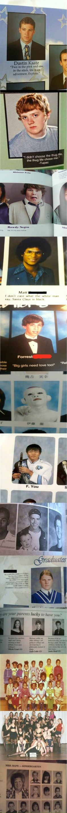 Images of the day -65 pics- Funny Yearbook Photos (Compilation)>> oh gosh what did I just see?