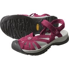 Women's Keen Rose Sandal - Duluth Trading Company, $71.99 (for purple color)