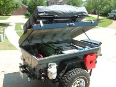 Which Struts for a steel M416 Lid? - Expedition Portal