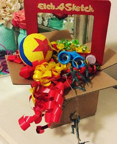 Toy story center pieces