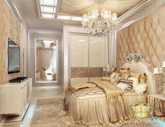 Дизайн спальни от Antonovich Home: зd визуализация, интерьер #3dvisualization #interior arXip.com