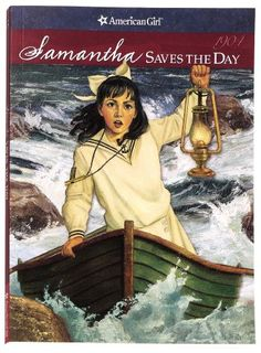 Samantha Saves the Day: A Summer Story (American Girl) by Valerie Tripp http://www.amazon.com/dp/0937295922/ref=cm_sw_r_pi_dp_AQsqvb1DX0A11